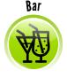 Bar, bufet