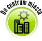 do centrum miasta