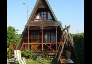 Dom letniskowy na Mazurach