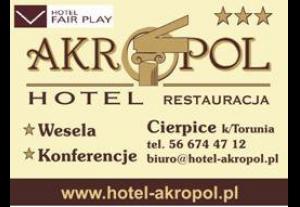 Hotel i Restauracja Akropol***
