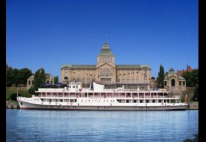 Restauracja rosyjska Statek Ładoga