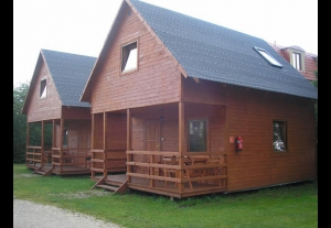 Ala i Tomek domki letniskowe w Łebie
