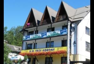 Dom Trzy Korony Szczawnica