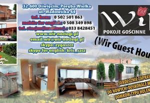 WiR - Pokoje Gościnne