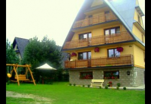 Pokoje gościnne-Granatówka
