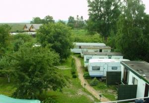 Domki i pokoje w Rewie