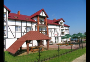 Pensjonat Michałek Rowy