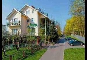 Dom Wypoczynkowy ANNA - noclegi Kołobrzeg - 250 m morze!