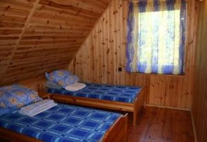 Mazury 10-osob. domek z sauna