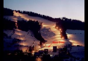 Tanie noclegi Rabka-Zdrój na stoku narciarskim Maciejowa-ski