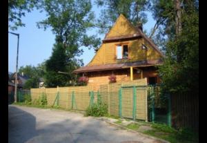 Domek w Rojach