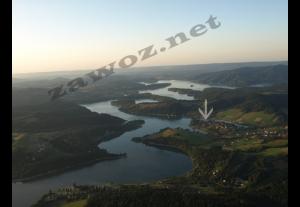 Domki letniskowe nad Soliną,Bieszczady,Wędkarstwo