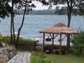 Agroturystyka i wypoczynek nad jeziorem powidzkim czarter jachtu i jurta - noclegi bezpośrednio nad jeziorem powidzkim