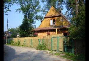 Domek w Rojach Zakopane