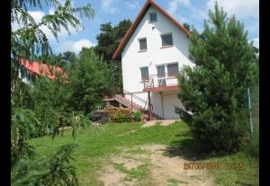 Dom z własnym dostępem do jeziora Wojnowo