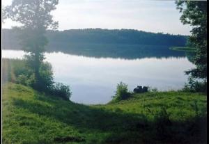 Mazury Domek nad jeziorem Wadąg