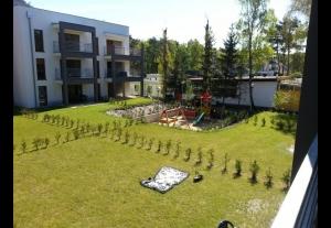 Apartament Maks Międzywodzie