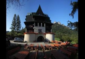Schronisko PTTK Trzy Korony