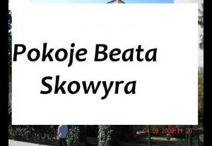 Pokoje Beata Skowyra