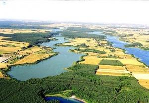 Domek nad jeziorem Mrówki - Wilczyn - Wielkopolska