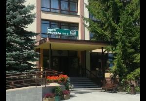 Hotel Gromada*** w Busku-Zdroju