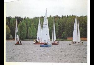 Domek Letniskowy nad jeziorem Sławskim