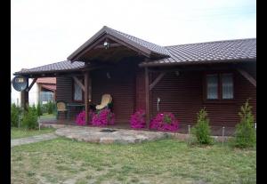 Domek letniskowy w Rogowie