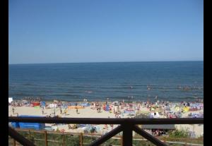 Willa na Wydmie- pokoje z widokiem na morze
