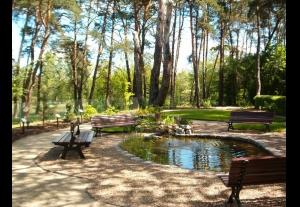 Leśny Ośrodek Szkoleniowe w Puszczykowie