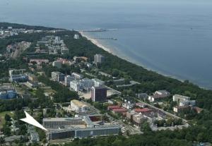 Apartamenty w Kołobrzegu. AQUARIUS SPA