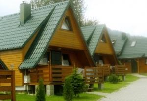 Domki Całoroczne Buczkowice koło Szczyrku