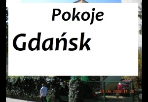 Pokoje Gdańsk