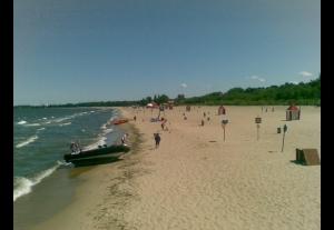 Gdańsk Brzeźno pokój kwatera plaża