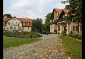 Ośrodek Konferencyjny  - Dwór Pomorski sp. z o.o.