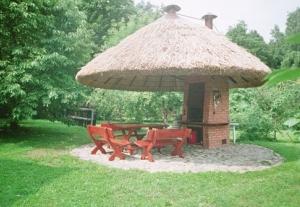 Perła Zabytkowa Chata Mazurska