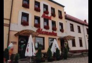 Restauracja I Hotel Alexandra