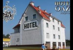 Hotelik Oaza