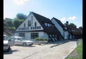 Pojezierze Drawskie-Stanica Wodna