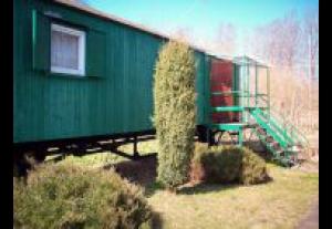 Wagony Mieszkalne