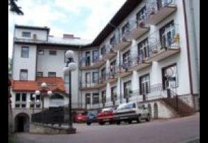 Uzdrowisko Rabka Sanatorium Kardiologii Dziecięcej Olszówka