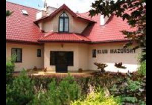 Ośrodek Wypoczynkowo-Konferencyjny Klub Mazurski