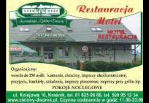 Restauracja I Motel Zielony Dworek