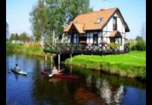 Osada Danków-Dom Nad Stawem